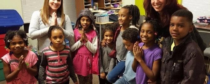 C&A's Halden Sabri: Yoga Classes Begin at Boys & Girls Clubs!